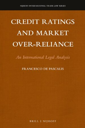 Cover Credit Ratings and Market Over-reliance