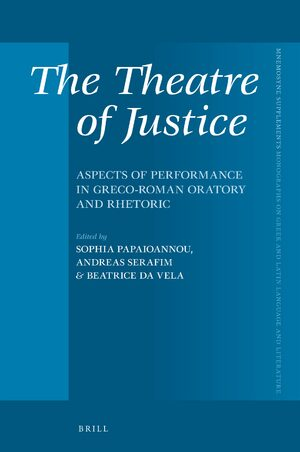 Cover The Theatre of Justice