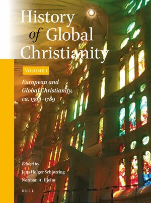 Cover History of Global Christianity, Vol. I