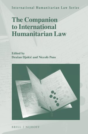 Cover The Companion to International Humanitarian Law
