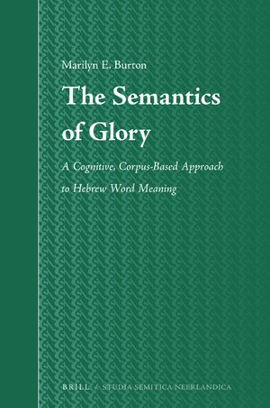 The Semantics of Glory – A Cognitive, Corpus-Based Approach to
