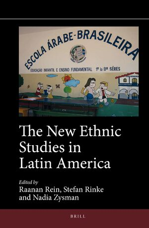 Cover The New Ethnic Studies in Latin America