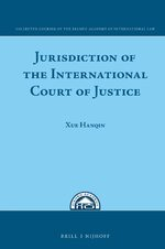 Cover Jurisdiction of the International Court of Justice