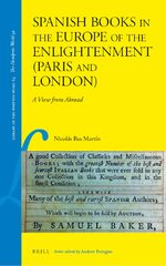 Cover Spanish Books in the Europe of the Enlightenment (Paris and London)