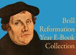 Cover Brill Reformation Year E-Book Collection