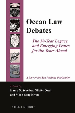 Cover Ocean Law Debates