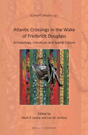 Cover Atlantic Crossing in the Wake of Frederick Douglass