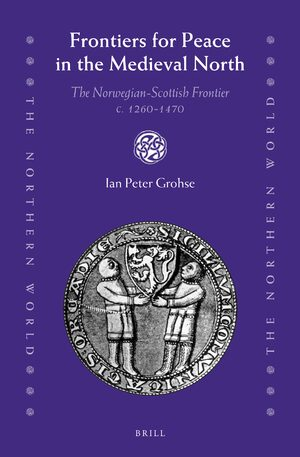 Cover Frontiers for Peace in the Medieval North