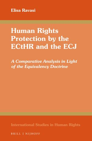 Cover Human Rights Protection by the ECtHR and the ECJ