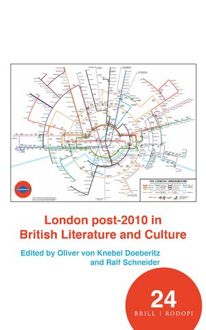 Cover London post-2010 in British Literature and Culture