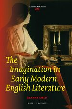 Cover The Imagination in Early Modern English Literature