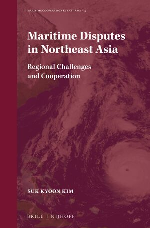 Cover Maritime Disputes in Northeast Asia