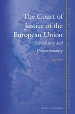 Cover Central European Constitutional Courts in the Face of EU Membership