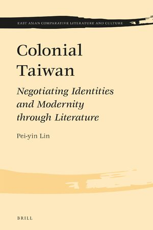 Cover Colonial Taiwan