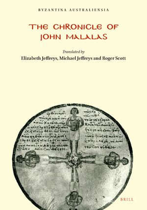Cover The Chronicle of John Malalas