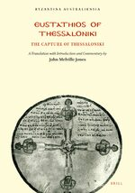 Cover Eustathios of Thessaloniki: The Capture of Thessaloniki