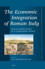 Cover The Economic Integration of Roman Italy