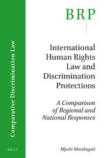 Cover International Human Rights Law Review