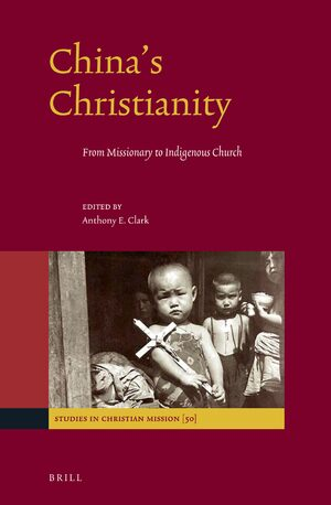 Cover China's Christianity
