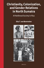 Cover Christianity, Colonization, and Gender Relations in North Sumatra