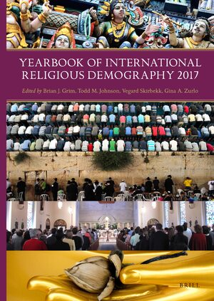 Cover Yearbook of International Religious Demography 2017