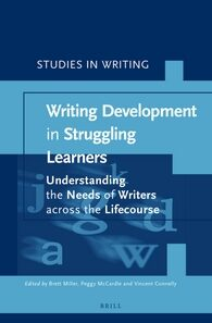 Cover Writing Development in Struggling Learners