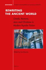 Cover Rewriting the Ancient World