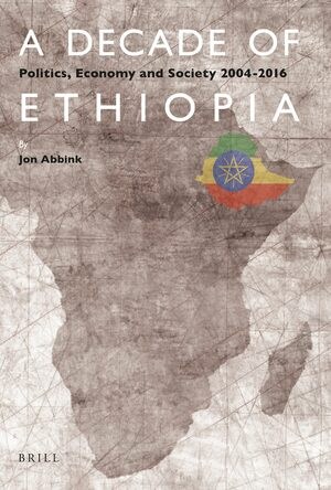 Cover A Decade of Ethiopia