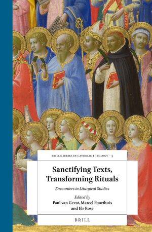 Cover Sanctifying Texts, Transforming Rituals