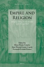 Cover Empire and Religion
