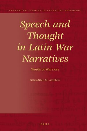 Speech and Thought in Latin War Narratives