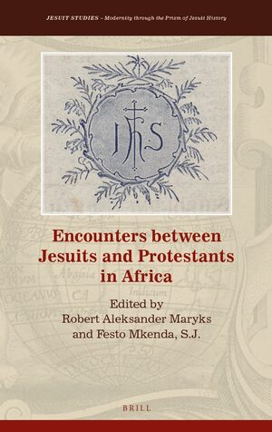 Cover Encounters between Jesuits and Protestants in Africa