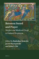 Cover Between Sword and Prayer