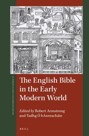 Cover The English Bible in the Early Modern World