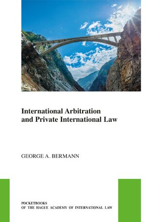 Cover International Arbitration and Private International Law