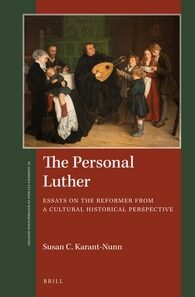 Cover The Personal Luther