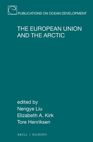 Cover The European Union and the Arctic
