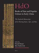 Cover Books of Fate and Popular Culture in Early China
