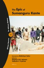 Cover The Epic of Sumanguru Kante