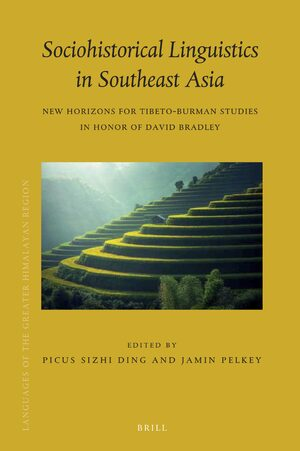 Cover Sociohistorical Linguistics in Southeast Asia