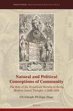 Cover Natural and Political Conceptions of Community