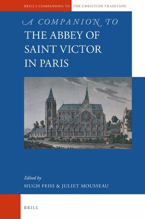 Cover A Companion to the Abbey of Saint Victor in Paris