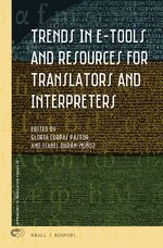 Cover Trends in E-Tools and Resources for Translators and Interpreters