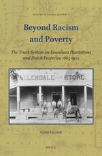Cover Beyond Racism and Poverty