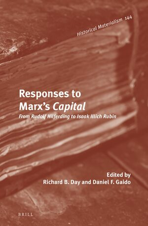 Responses to Marx's <i>Capital</i>