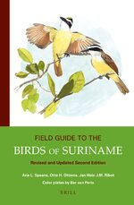 Cover Field Guide to the Birds of Suriname