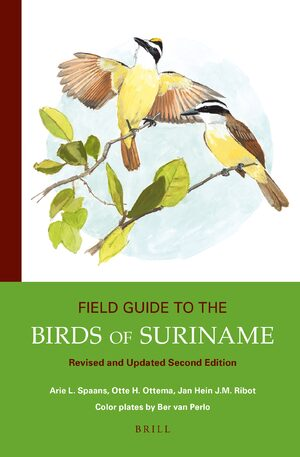 Field Guide to the Birds of Suriname