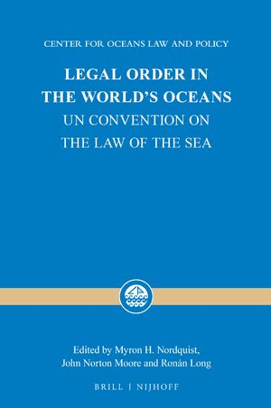 Cover Legal Order in the World's Oceans