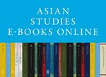 Cover Asian Studies E-Books Online, Collection 2018