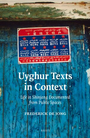 Cover Uyghur Texts in Context